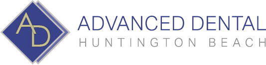 Logo for Advanced Dental in Huntington Beach